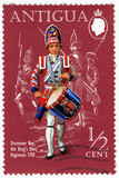 Drummer Boy, King Own Regiment poster