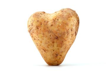 Heartshaped Potato
