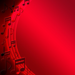 音符のフレーム