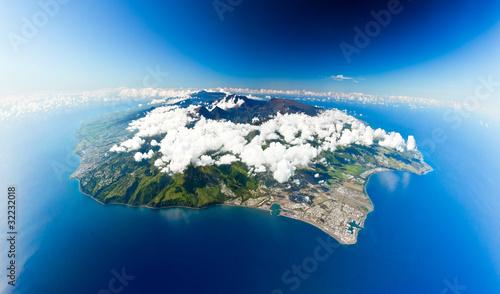 Papiers peints Ile ile de la Réunion