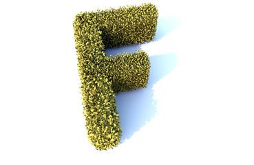 F lettera alfabeto