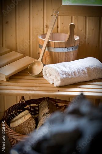sauna still