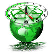 World clock ecology