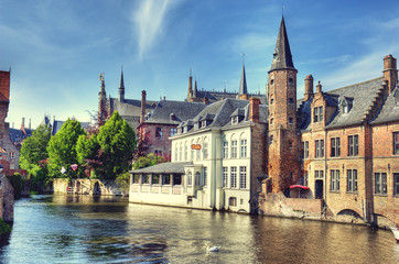 HDR de Bruges
