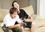 Video Gamers - Intensity poster