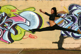 salto e graffiti