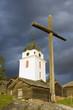 kirche in schweden am siljansee