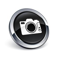 icône bouton internet appareil photo