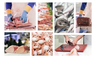 Pescaderia Collage 2