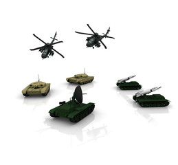 3d military group
