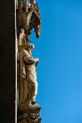 Erfurter Dom, Statue