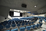 conference room and theater in Lugano Switzerland