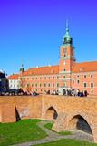 Fototapeta pałac - królewski - Zamek