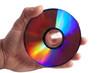 Leinwandbild Motiv CD