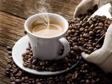 Kawa mocno palona