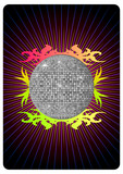 Shiny Discoball - Flyer (04) poster