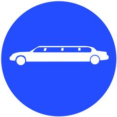 percorso riservato alle auto di lusso