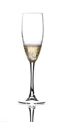 media copa de champan