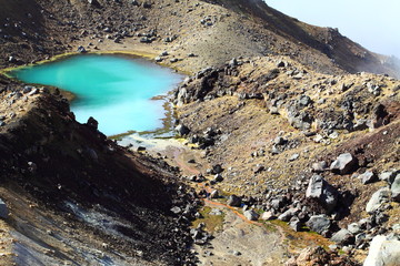 Tongariro National Park, New Zealand