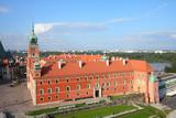 Fototapety Warsaw - Plac Zamkowy, Castle Square