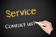 Service - contact us !