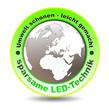 LED Sparsam Symbol