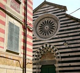 Stripes of Monterosso