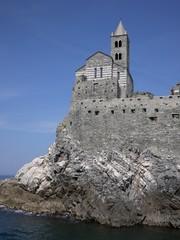 San Pietro church in Portovenere