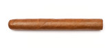 long elegant brown cigar