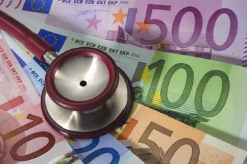 Kosten der Gesundheit und Medizin