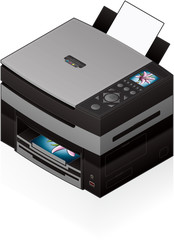 Office InkJet Printer