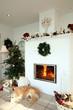 Kamin Weihnachten