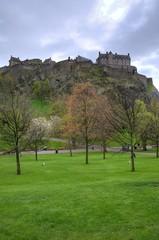 Edinburgh / Scotland - Castle of Edinburgh
