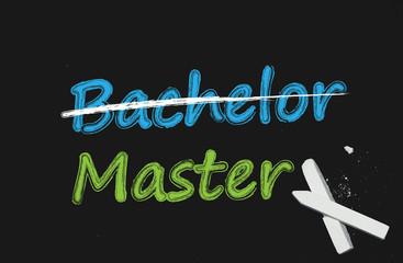 bachelor master