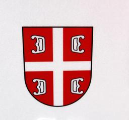 Serbian emblem