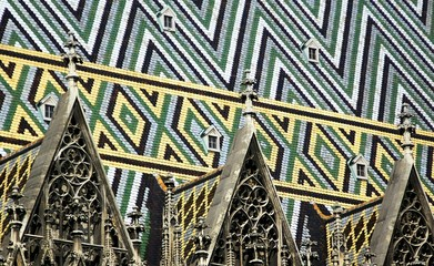Wiendetail Stephansdom