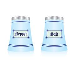 Salz und Pfeffer