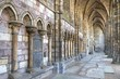 Holyrood Palace Landmark - Edinburgh / Scotland