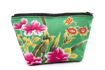 The handwork does Makeup bag(purse)