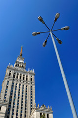 Palace of Culture and Science, Warsaw / Kulturpalast, Warschau