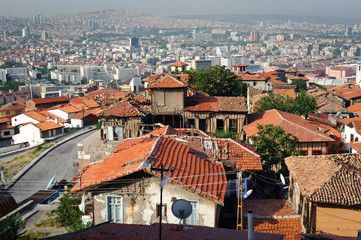 Roofs of Ankara