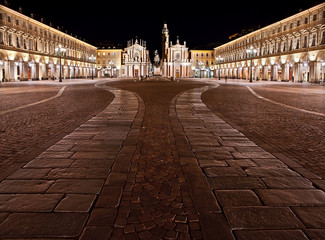 Torino : San Carlo