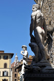 Statues florentines poster