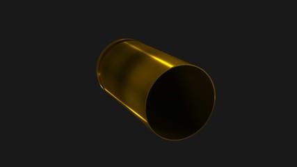Extracting Rotate Cartridge Case. Loop