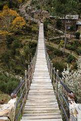 Ponte em Madeira