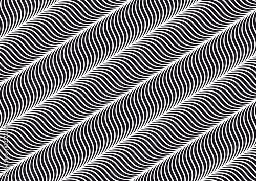 Ehrfürchtig Fototapete Optische Vergrößerung Design