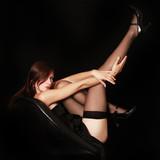 Fototapety Bondgirl