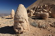 Ruins on Nemrut Gagi mountain, Turkey