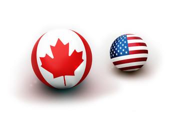 Canada x USA