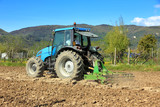 Agriculture, farming  tractor